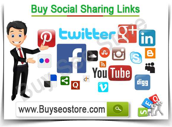 Buy Social Sharing Links