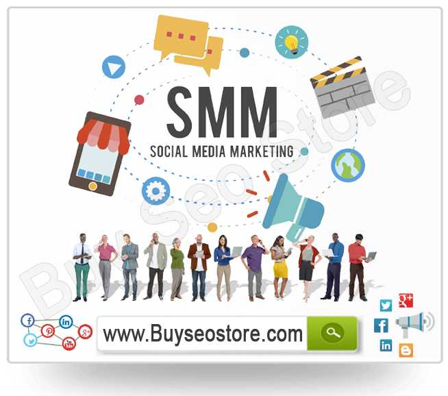 SMM Marketing